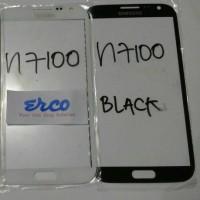 Jual Promo Samsung Galaxy Note 2 N7100 Gorilla Glass Kaca LCD Touchscreen Murah