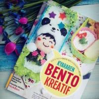 BENTO BOOK– Cara Membuat Bento Kreatif