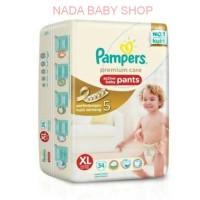 Jual Pampers Active Baby Pants Premium XL54 / XL 54 / XL-54 Murah