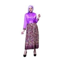 Jual BBL - Busana Muslimah Couple / Sarimbit Couple Batik Inficlo SHJ 909  Murah