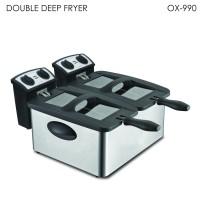 OXONE Double Deep Fryer OX-990