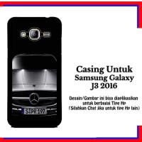 Jual Casing Samsung J3 2016 Mercedes benz sls amg Custom Hardcase Murah
