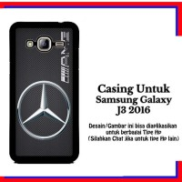 Jual Casing Samsung J3 2016 mercedes amg Custom Hardcase Murah