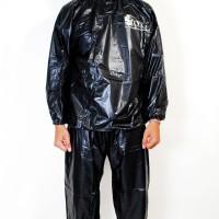 MCN7 Baju Sauna Suit OMG Jaket Celana Olah Raga Pria Wanita Best Qual