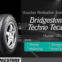 Ban Mobil Bridgestone New Techno Tecaz 185/70R14 Vocer