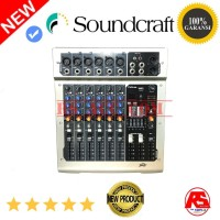 Murah !!! Mixer Peavey Pv6 Usb Player ( 6 Channel Mono Limited