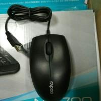 Jual  Rapoo Keyboard Usb Mouse Usb NX1700 T1910 Murah