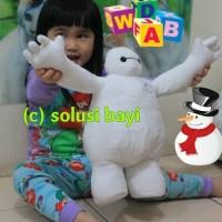 Jual Boneka Plush BayMax Big Hero 6 Plush BEST SELLER Murah