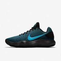 Sepatu Basket Nike Hyperdunk 2017 Low Blue Chlorine Original