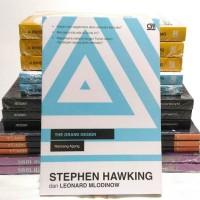 Buku Grand Design / Rancang Agung Stephen Hawking