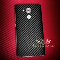 Jual Premium! Garskin Skin for Case Huawei Mate 8 Carbon Texture 3D/ Non 3M Murah