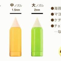 Jual Sale Food Drawing Pen Penghias Makanan (isi 3) Murah