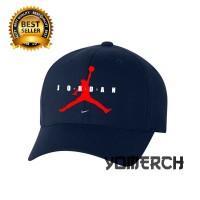 Topi Baseball Navy NIKE JORDAN Keren Yomerch f3ac19cdab