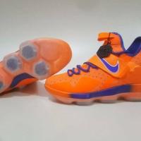 Sepatu Basket Kuliahsepatu basket nike lebron 14 classic orange