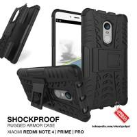 Case Casing Cover Armor Xiaomi Redmi Note 4 Prime Pro Shockproof Hybr