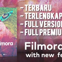 TERLENGKAP Wondershare Filmora 8.5.0 FULL Premium Effect