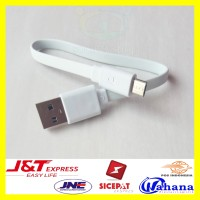 Fast Charging Kabel Data PowerBank Xiaomi Carger 20 cm hp Usb Pendek