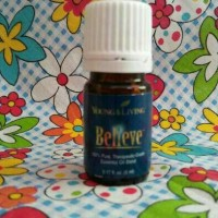 Believe 5ml essential oil young living