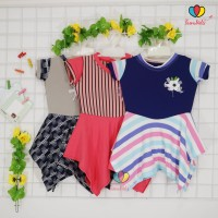 Jual Dress Shireen Uk 1-2 th /  Dress Anak Dress Murah Murah