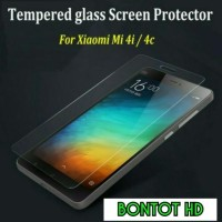 Jual XIAOMI MI4C MI4I MI4S TEMPERED GLASS FULL LAYAR SCREEN ANTI GORES KA Murah