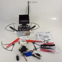 Rc Quadcopter Wl V686 Fpv- Lihat Video Live Di Remote
