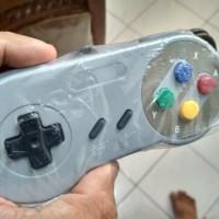 Jual Gamepad USB ala Console Retro (Super Nintendo & Sega Genesis) buat PC Murah