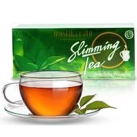 Mustika Ratu Slimming Tea/ Teh Hijau/ Pelangsing/ Jamu isi 30