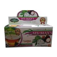 Jual Teh Celup Kulit Manggis Plus Daun Sirsak MS-MAX'S Murah