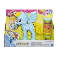 Play-Doh My Little Pony Rainbow Dash Style Salon Playset Hasbro