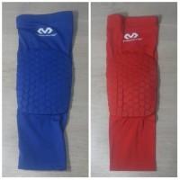 Legsleeve Padded (Legpad) McDavid Hitam (Leg Sleeve Pad - Knee Azzahra