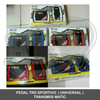 Pedal TRD Sportivo Matic Mobil Grand All New Yaris