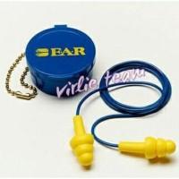 Jual Earplug ultrafit 25,ear 3m 3404002 Corded with Case,pen Murah Murah