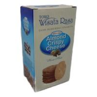 """Jual Almond Crispy Cheese """"Wisata Rasa"""" Murah"""