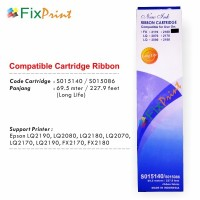 Ribbon Cartridge Compatible Printer LQ-2180 LQ 2170 2180 2190 LQ2180