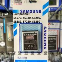Batre / Baterai / Battery / Batrai Samsung Galaxy Star Duos S5280 Ori