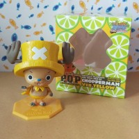 Action Figure ONE PIECE Chopper Man POP Pirates YELLOW