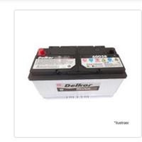 Delkor Silver Battery Black 60038