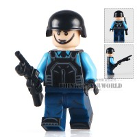 Military PG1039 - Limited Minifigure
