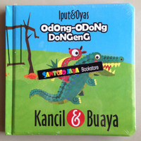 Iput & Oyas : Odong - Odong Dongeng - Kancil & Buaya