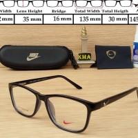 Jual frame nike / kacamata minus / frame kacamata / frame titanium premiu  Murah