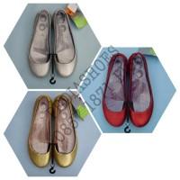 Sepatu Flat Wanita Crocs Marnie Sparkle Original (GROSIR dan ECERAN)