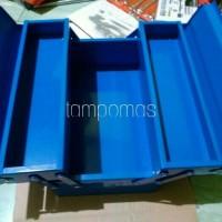 Tool Box Besi 2 susun Tempat Perkakas Kerja
