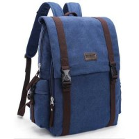 Jual Tas Ransel Backpack Canvas Diskon Murah