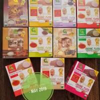 Jual tepung gasol organic / makanan mpasi bayi / bubur bayi organic Murah