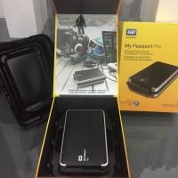 Jual Western Digital My Passport Pro Thunderbolt 4TB Murah