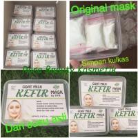 Jual GOAT MILK KEFIR MASK / masker kefir by syb Murah
