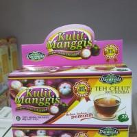 Jual Teh Celup Kulit Manggis Darusyifa Original Murah