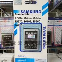 Batre / Baterai / Batrai / Battery Samsung Galaxy S6310 Young Ori