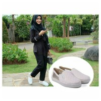 Jual SLIP ON  WHITE SHIREEN Murah
