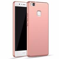 Jual Y! Huawei P9 Lite Baby Skin Ultra Thin Hard Case Rose gold 116102 Murah
